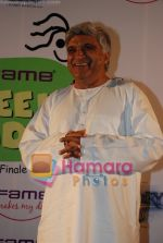 Javed Akhtar at Interaction with Kids at Fame, Andheri on June 27th 2008 (4).JPG