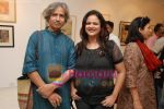 Jogen Chowdhury at World Renowned Artist Jogen Chowdhury_s Art Exhibition in Kala Ghoda on 27th June 2008 (3).JPG