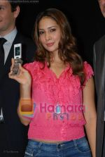 Kim Sharma at the launch of Porsche first mobile phone in Kemps Corner on June 27th 2008(5).JPG