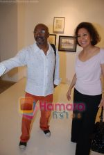 at World Renowned Artist Jogen Chowdhury_s Art Exhibition in Kala Ghoda on 27th June 2008.JPG