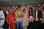 Boman Irani, Javed Akhtar, Anu Malik, Priyanka Chopra, Harman Baweja, Harry Baweja at Love Story 2050 press meet with Zapak in Fun Republic on June 30th 2008(62).JPG