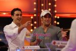 I am one up mamu - Imraan and Salman at 10 Ka Dum on Sony Entertainment Television.JPG
