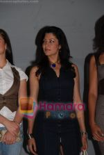 Aditi Gowitrikar at the Colours TV Channel Launch on July 2nd 2008(26).JPG