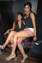 Hot sizzling babes at Faisal Khan_s bday bash for girlfriend Shikha in Black on July 7th 2008(32).JPG