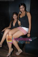 Hot sizzling babes at Faisal Khan_s bday bash for girlfriend Shikha in Black on July 7th 2008(33).JPG