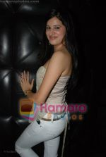 Hot sizzling babes at Faisal Khan_s bday bash for girlfriend Shikha in Black on July 7th 2008(8).JPG