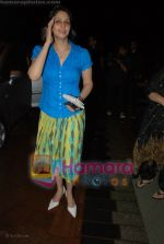 Nagma at Dhoni bash to laucnh Mindscape in Taj Land_s End on July 7th 2008(3).JPG