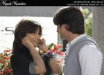 Shahid Kapoor, Vidya Balan in a High Quality Still from Kismat Konnection Movie (10).jpg