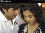 Shahid Kapoor, Vidya Balan in a High Quality Still from Kismat Konnection Movie (15).jpg