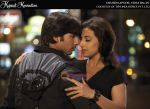 Shahid Kapoor, Vidya Balan in a High Quality Still from Kismat Konnection Movie (8).jpg