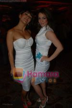 Koel Puri, Nauheed Cyrusi at the 1920 film book launch on July 9th 2008