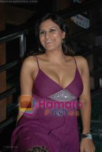 Nandini Jumani at Channel V Get Gorgeous party in Poison, Mumbai on July 10th 2008(68).JPG