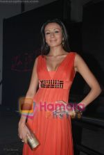 Pia Trivedi at Channel V Get Gorgeous party in Poison, Mumbai on July 10th 2008(10).JPG