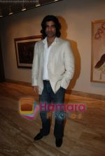Sikander Kher at the reading of The Alchemist in Tao Gallery on July 13th 2008 (3).JPG