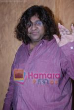 Monty Sharma at Amul Star Voice of India  press meet in Mangi Ferra on 16th July 2008(2).JPG