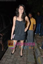 Anusha Dandekar  at Katrina Kaif_s birthday bash in Olive on 16th July 2008(87).JPG