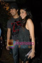 Ranvir Singh, Anusha Dandekar at Katrina Kaif_s birthday bash in Olive on 16th July 2008(88).JPG