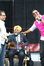 Akshay Kumar promotes SINGH IS KINNG in Toronto,Canada on July 18th 2008 (9).JPG