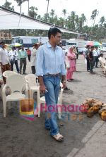 Mohnish Behl at Bachpan on location in Madh on 18th July 2008(3).jpg