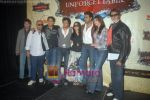 Vishal, Shekhar, Shiamak Dawar, Ritesh Deshmukh, Preity Zinta, Abhishek, Aishwarya, Amitabh Bachchan at The Unforgettable Tour premieres in Toronto on July 16th 2008 (2).JPG