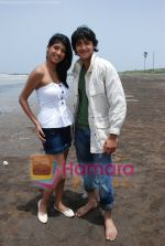 at Bachpan on location in Madh on 18th July 2008(16).jpg