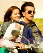 Ranbir Kapoor and Manisha Lamba in a still from the movie Bachna Ae Haseeno.jpg