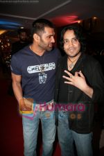 Sunil Shetty, Mika Singh at Mission Istanbul Press Meet in Intercontinental on July 19th 2008 (3).JPG