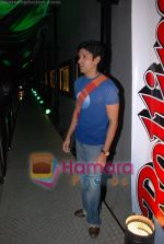 Farhan Akhtar at Rollingstone in assocation with Carlsberg event in Blue Frog on 23rd July 2008(2).JPG