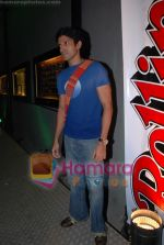 Farhan Akhtar at Rollingstone in assocation with Carlsberg event in Blue Frog on 23rd July 2008(3).JPG