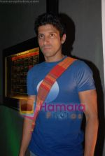 Farhan Akhtar at Rollingstone in assocation with Carlsberg event in Blue Frog on 23rd July 2008(4).JPG