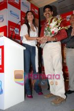 Shilpa Shetty at Bigflix.com launch of her yoga dvd in JW Marriot on 23rd July 2008(23).JPG
