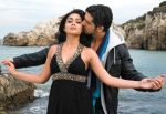 Shriya Saran and Zayed Khan in a still from the movie Mission Istaanbul.jpg