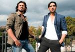 Vivek Oberoi and Zayed Khan in a still from the movie Mission Istaanbul.jpg
