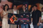 Priyanka Chopra, Dharmendra, Bobby Deol, Sunny Deol at Champku music launch in Sahara Star on July 29th 2008 -san(2).JPG