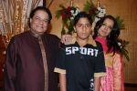 Anup Jalota with family at Anup Jalota_s Birthday Bash in Sunville,Worli on July 29th 2008 (5).JPG
