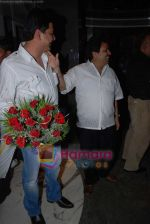 at TV anchor Abhigyan_s birthday bash in Shatranj on August 7th 2008 (2).JPG