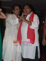 Ustad Sultan Khan at Akriti Kakar_s Birthday Bash in  BJN Banquets on August 7th 2008 (28).JPG