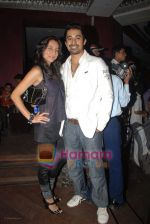 Anusha Dandekar, Rannvijay at the Colseum production TV house bash in  Enigma on August 14th 2008 (2).JPG