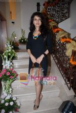 Bhagyashree at the party hosted by Kaanchan Adhikari on August 13th 2008 (22).JPG