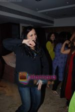 Kishori Shahane at the party hosted by Kaanchan Adhikari on August 13th 2008 (2).JPG
