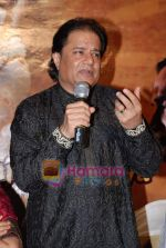 Anup Jalota at Nai Bhajan Sandhya album launch in Isckon on August 18th 2008 (3).JPG