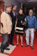 Deepa mehta n gang at Airtel Salaam-E-Comedy Awards in NDTV Imagine on 20th August 2008.JPG