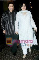 Ramesh Taurani at Subhash ghai_s party for her wife Rehana_s birthday at hotel J W Marriot on August 19th 2008 (12).JPG
