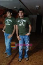 Siddharth Anand at Bachna Ae Haseeno press meet in Yash Raj Films on August 21st 2008 (4).JPG
