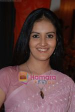 Arunima Sharma on the sets of Tv serial Kasam Se in Klicj Nixon on August 22nd 2008 (18).JPG