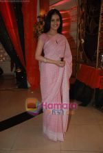 Arunima Sharma on the sets of Tv serial Kasam Se in Klicj Nixon on August 22nd 2008 (3).JPG