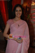 Arunima Sharma on the sets of Tv serial Kasam Se in Klicj Nixon on August 22nd 2008 (9).JPG
