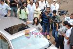 Ekta Kapoor on the sets of Mahabratha on the occasion of Janmashtami in Film City on August 24th 2008 (34).JPG