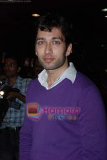 Nakuul Mehta at Mukhbir premiere in Fame on 27th August 2008 (23).JPG