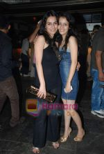 Kashmira Irani and Sulagna Panigrahi at Swastik Pictures bash for Amber Dhara in Vie Lounge on 29th August 2008 (137).JPG